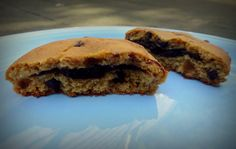 Nutella-Stuffed Chocolate Chip Cookies (gluten-free, dairy-free, paleo)