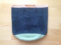 Garnkusserne   Lækre hækleopskrifter / DIY til dig, hjemmet og baby  : DIY: Hæklet mulepose