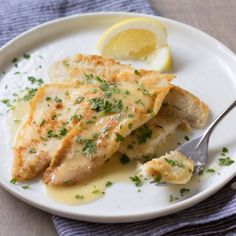 5 tips for delicious fish, plus Fillet of Sole with Lemon-Wine Pan Sauce.