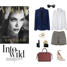 """""""into the wild"""" by annietheou on Polyvore"""