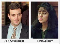 Lorena Bobbitt became famous 25 years ago when she cut off her husband John Bobbitt's penis. Divorce Settlement, What Is Miss, Mental Breakdown, Her Cut, Common Myths, Sundance Film, Many Men, Ex Husbands, John Wayne