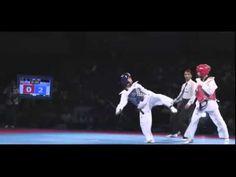 Синий протектор (жилет): КИМ Со-Хуэй (KIM So-Hui) (Корея)  Красный протектор (жилет): ВАЛУЕВА Анастасия (VALUEVA Anastasia) (Россия)