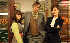 The Field of Blood: Jayd Johnson, David Morrissey and Katherine Kelly