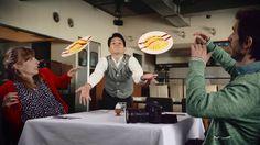 Фантастический ресторан / Fantastic restaurant/ Canon