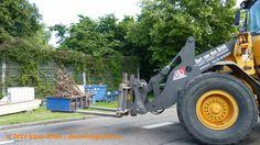 Fonkel nieuwe Volvo L70F shovel aan het werk in Hoorn!