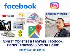 Syarat Monetisasi Fanpage Facebook - 3 Syarat Penting untuk Monetisasi FanPage FaceBook 1 Day Trip, Komodo National Park, Adventure Tours, Jakarta, Bali, Hotels, Island, Youtube, Learning