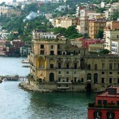 Napoli Posillipo, because its beautiful and its part of my blood