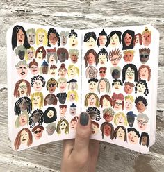 Strong and powerful faces marching in NYC yesterday 💪🏽 Kunstjournal Inspiration, Sketchbook Inspiration, Art Sketchbook, Sketch Lion, Moleskine, Art Sketches, Art Drawings, Tattoo Sketches, Art Visage