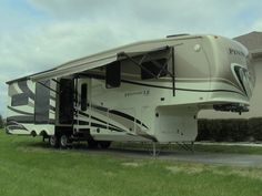 2012 Jayco Pinnacle luxury fifth wheel...Sold! Check out walk-through video of camper on our YouTube channel!  www.HelpSellMyRV.com  Louisville Kentucky  (502)645-3124