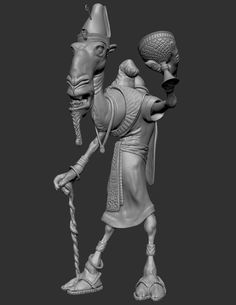 Sabu, Camel King, Lucas Brinkman on ArtStation at https://www.artstation.com/artwork/0BQme