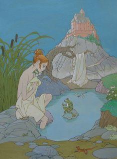 Sheilah Beckett, Princess and the Frog