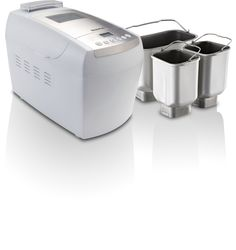 View all the Bread Makers products offered by Creative Housewares Pan Bread, Bread Baking, Wooden Ironing Board, Domestic Appliances, Kitchen Board, How To Make Coffee, Freshly Baked, Taurus, Kitchen Appliances