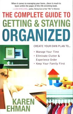 Karen Ehman helps replace the busyness of life with quality family time through practical tips on home organization and time management. To listen to the interview on the book, visit http://bit.ly/zwUrP7.