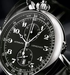 I'm partial to a Longines watch...probably because I wear one (of the ladies' variety, of course).