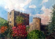 castillo arenas de san pedro foto antigua - Buscar con Google