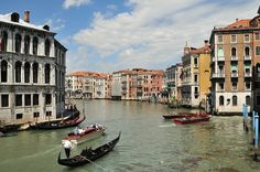 The Grand Canal   by Juan Rubiano