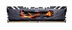 G.SKILL Announces Highest Frequency Ripjaws 4 Series DDR4 3666MHz Memory kit!