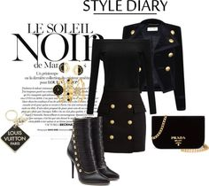 Chic N' Buttons Style