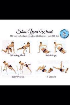 Workout !