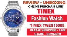 TOP FASHION WRIST WATCH - TIMEX TWEG15005 FOR MEN