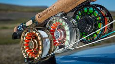 Einarsson Fly Fishing reels from Iceland