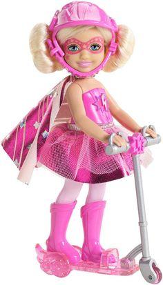 Barbie Princess Power - Chelsea met step