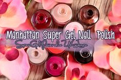 Let's have a look at the the new Manhattan Super Gel Nail Polishes, girls! From now on gel nails are easily made with this 2-step-gel-system. UV light is NOT neeeded and the nailpolish last up to 14 days - I love it! :)  #nailpolish #supergelpower #manhattancosmetics #supergel #2stepsystem #beautyblogger #bblogger #thebeautyofoz #newin #newcollection #beautyblogger_de #iloveit