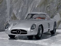 1955 Mercedes Benz 300SLR Coupe