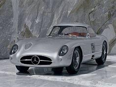1955 Mercedes Benz 300SLR Coupe