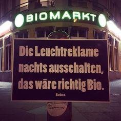 #biomarkt #leuchtreklame #isso #berlin #friedrichshain #barbara #barbaraklebt