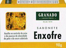 Sabonete de Enxofre é ótimo pra quem tem pele oleosa    http://superrecomendado.blogspot.com.br/2011/06/cuidados-com-o-rosto-sabonete.html