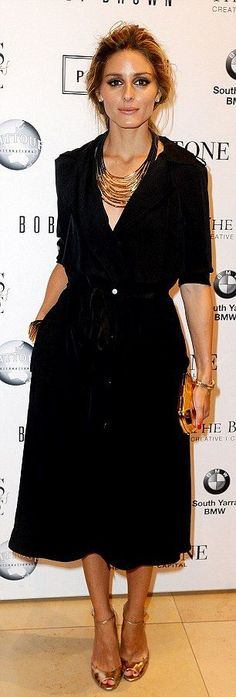 Olivia Palermo plans second wedding and reveals her diet and exercise secrets | Mail Online #shirtdress