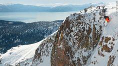 World's best ski runs via CNN. #9 Palisades at @Squaw Valley