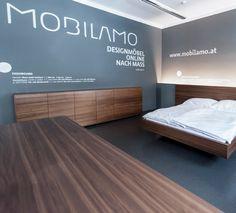 Mobilamo Showroom Vienna. Bespoke Furniture, Vienna, Showroom, Fashion Showroom