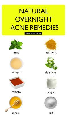 NATURAL OVERNIGHT REMEDIES – CLEAR ACNE OVERNIGHT