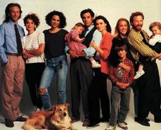 The television series thirtysomething (1987–91) is being released on DVD at last, with the complete first season arriving in U.S. stores ...