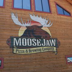 Moose jaw Pizza, Wisconsin Dells - loved it the first time, looking forward to going back!