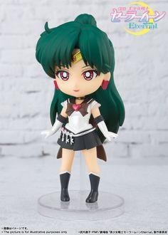 Sailor Saturn, Sailor Moon, Play Doh Colors, Chibi, Kawaii Room, Sailor Mercury, Sailor Scouts, Anime Eyes, Animation