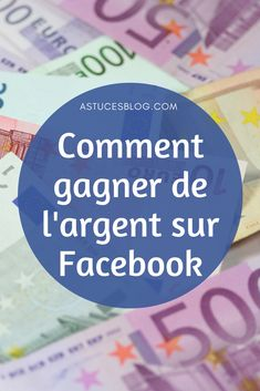 Est-ce que vous avez pensé un jour que vous pouvez gagner de l'argent sur Facebook ? Make Money Online, How To Make Money, Facebook, Community Manager, Internet Marketing, Digital Marketing, Advertising, Social Media, Business