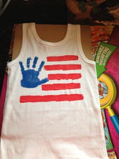 4th of July/Hal's birthday shirt for mommy and daddy!!!! I have to do this!!!!!! I LOVE this!!!!!