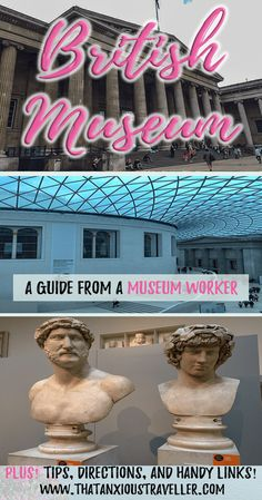 British Museum Tips: How To See The Highlights In Just One Day British Museum Tips London – Highlights in one day Europe Destinations, Europe Travel Tips, Travel Guides, Travel Info, Travel Advice, Europe Bucket List, London Travel, London Map, France
