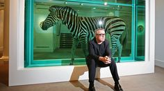 Sotheby's To Auction Damien Hirst's New Works