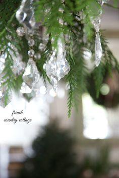 FRENCH COUNTRY COTTAGE: French Country Cottage Christmas ~ Home Tour