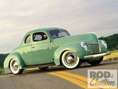 1939 Ford Coupe - Rod