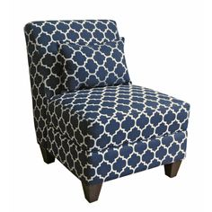 Elegant accent chair that fit in any room in the home, bedroom, living room, family room, home office.