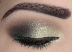 loveee the sparkling eyeshadow