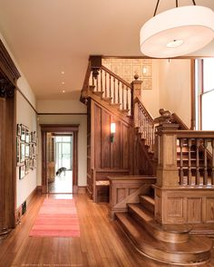 When Victorian and modern come together in one home to create something pretty awesome. To be f...