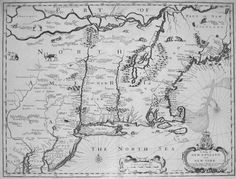 Memorializing the Enslaved in Rhode Island: the Middle Passage Port Markers Project. A map of the colonial slave trade across New England.