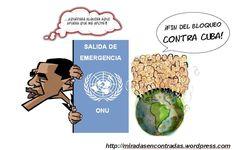 El mundo contra el bloqueo contra Cuba