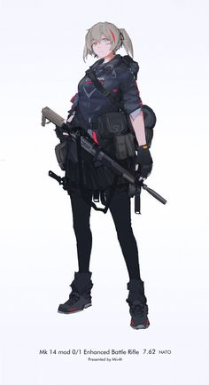 The Division Anime, ArtStation - Sketch, + Female Character Design, Character Design References, Character Design Inspiration, Game Character, Character Concept, Concept Art, Anime Military, Military Girl, Pixiv Fantasia